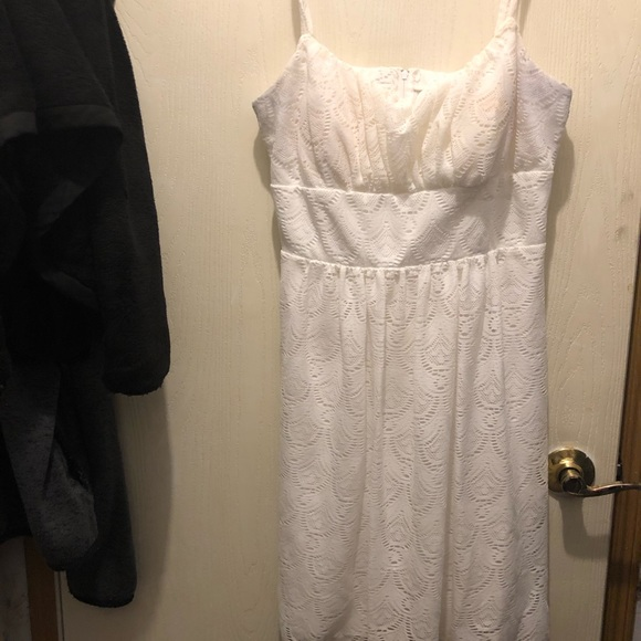 B. Smart Dresses & Skirts - White Dress